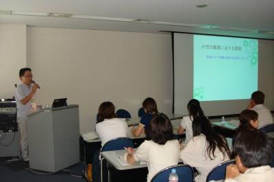 第19回日本外来小児科学会で講演しました